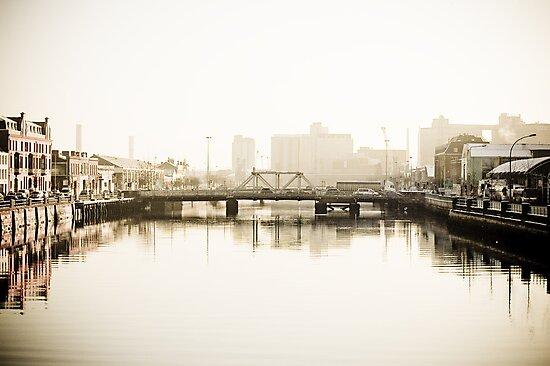 Beautiful city by Brendan Ó Sé