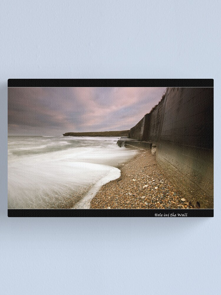 Alternate view of Wall Canvas Print
