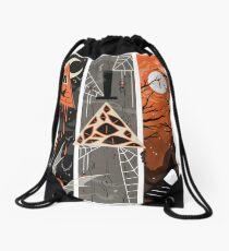 ...Spooky Bill... Drawstring Bag