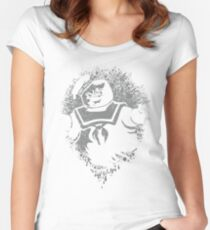 Iconic movie image #3 Women's Fitted Scoop T-Shirt