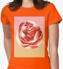 None other than mom 2 Womens Fitted T-Shirt
