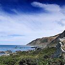 Kupe's Sail Rock by Derek Kan