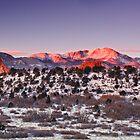 Morning Light Of Winter by John  De Bord Photography