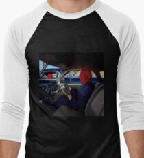 Frances the Mute Men's Baseball ¾ T-Shirt