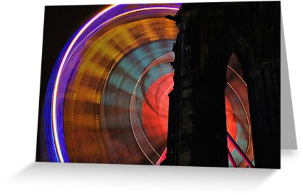 The Wheel Of Colour by Andrew Ness - www.nessphotography.com