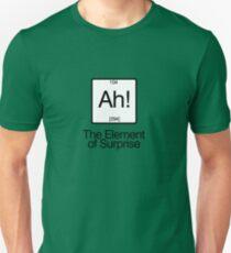 The Element of Surprise Unisex T-Shirt