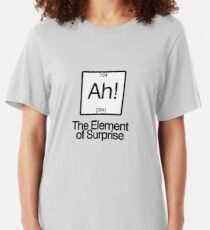 The Element of Surprise Slim Fit T-Shirt