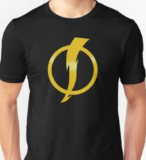Static Shock Logo Unisex T-Shirt