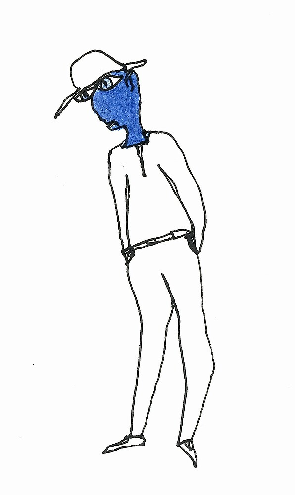 feeling blue by dthaase