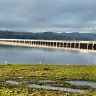 Kent Viaduct. by Lilian Marshall