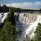 Kakabeka Falls Ontario by designingjudy