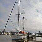 Walberswick schooner by StephenRB