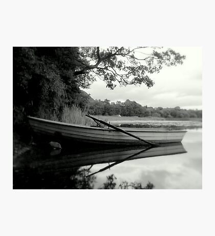 Boat Of Dreams. Photographic Print