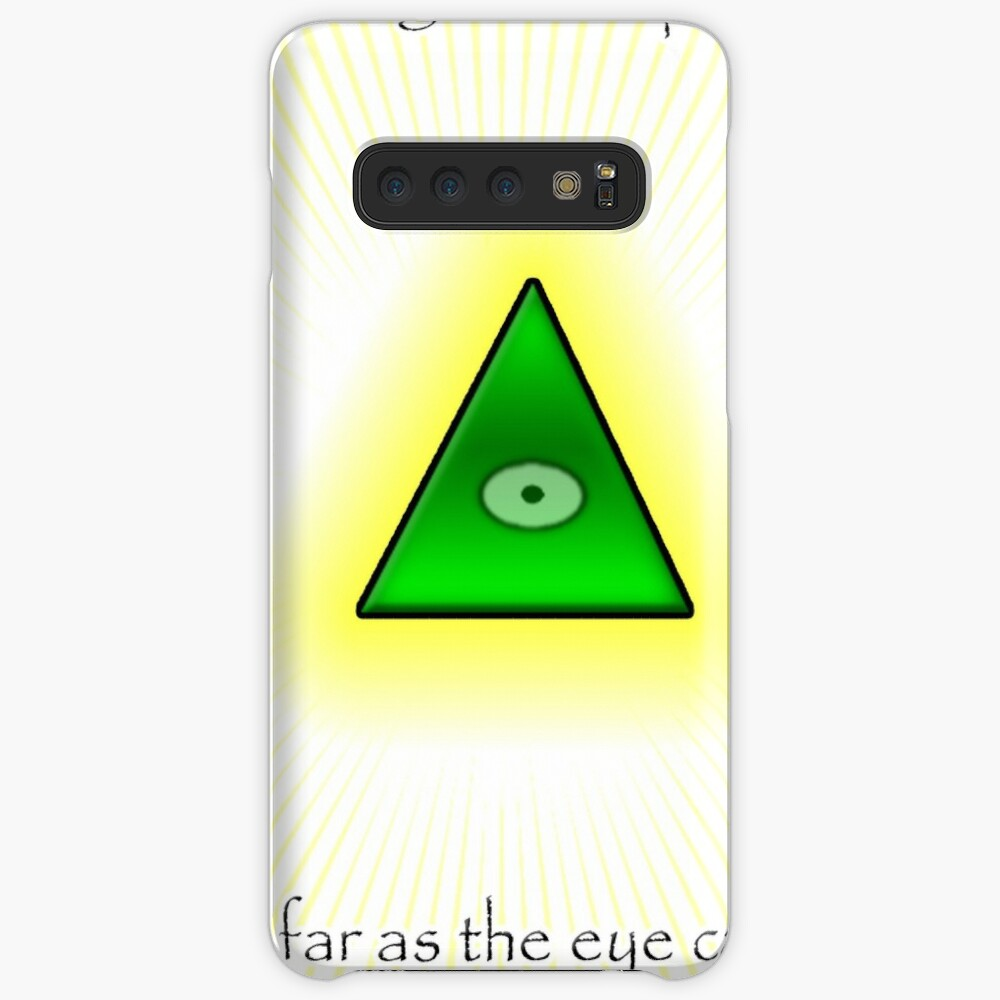 All Seeing Eye Samsung Galaxy Snap Case