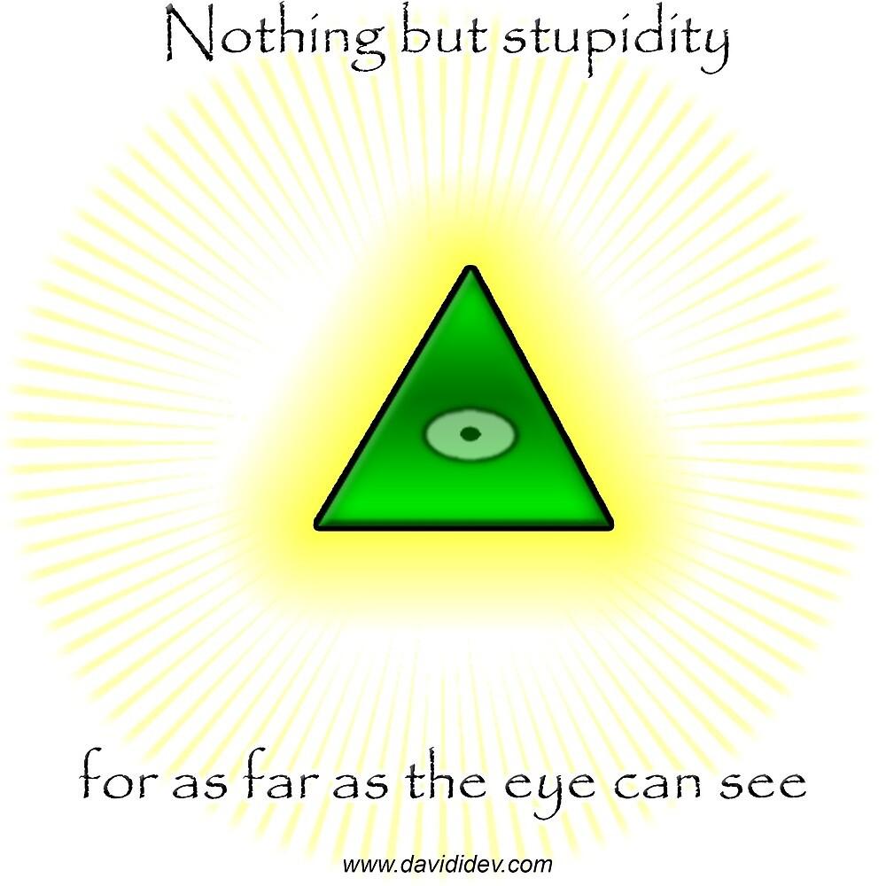All Seeing Eye by davididev