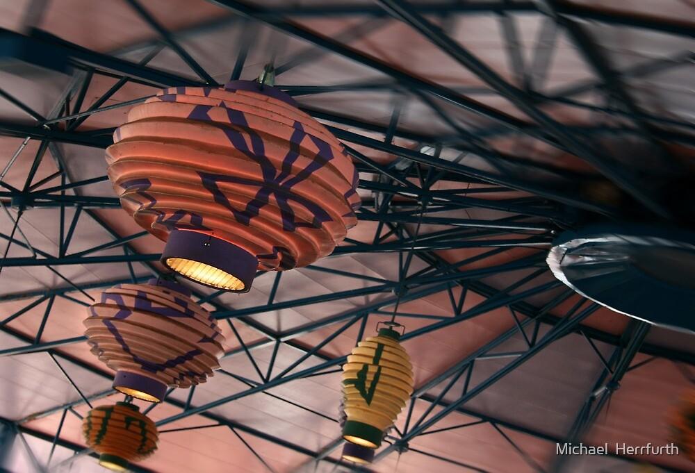 Amusement Park by Michael  Herrfurth