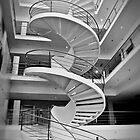 Stairway to — Who Knows Where … by RatManDude
