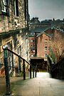 The Patrick Geddes Steps by Christine Smith