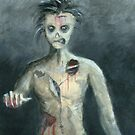 Ug The Zombie by Lee Twigger