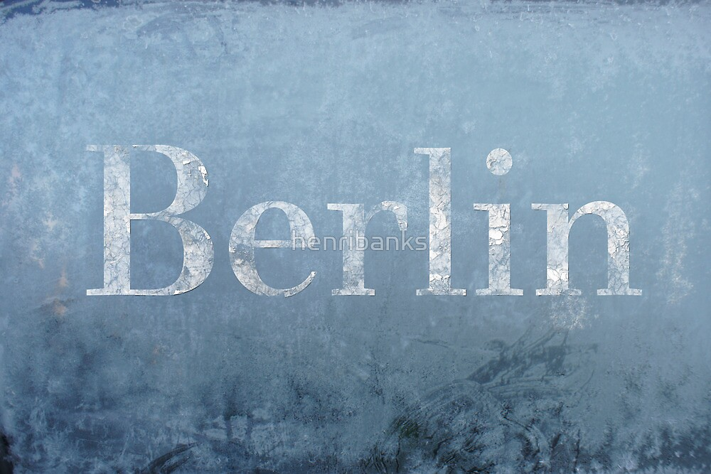 Berlin frost by henribanks