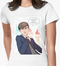 Harry Osborn  (Sassy Version) Women's Fitted T-Shirt
