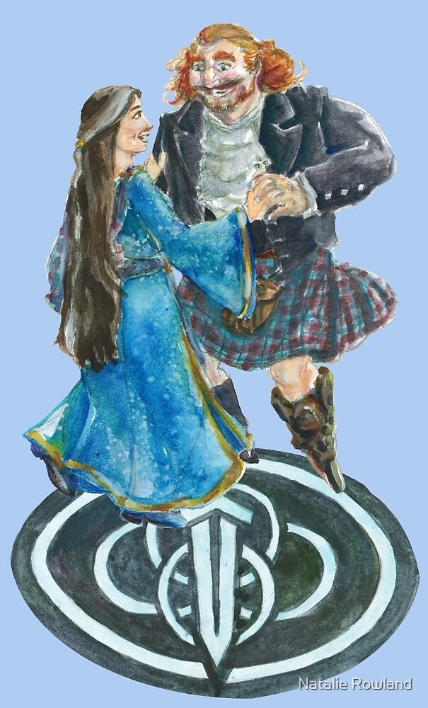 Dunbroch Dance by Natalie Rowland