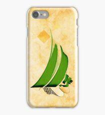 Arabic calligraphy - Rumi - Strange pull iPhone Case/Skin
