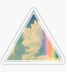 Hipster Sky  Sticker