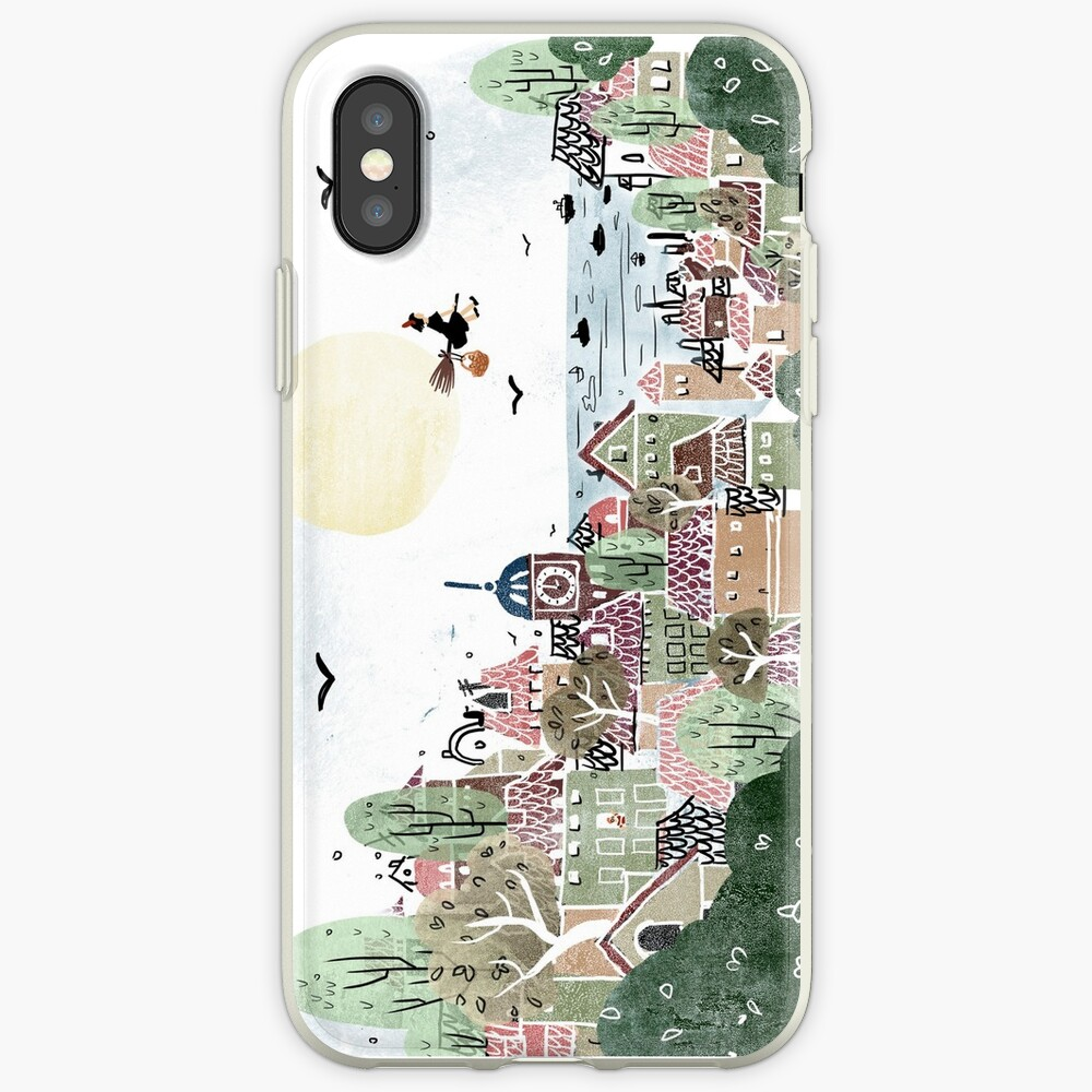 Just Another Delivery iPhone Case & Cover