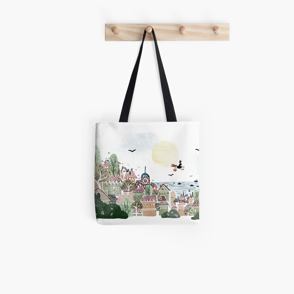Just Another Delivery Tote Bag