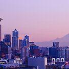 Good evening, Seattle! by Dan Mihai