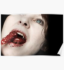 Bloody candy Poster