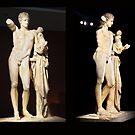 The Hermes of Praxiteles (180°) by Hercules Milas