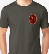 Search/Destroy Agency Badge T-Shirt