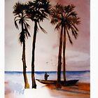Lake Malawi Palms by Shirlroma
