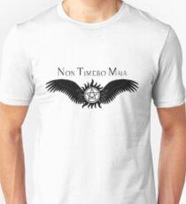 Supernatural Non Timebo Mala T-Shirt