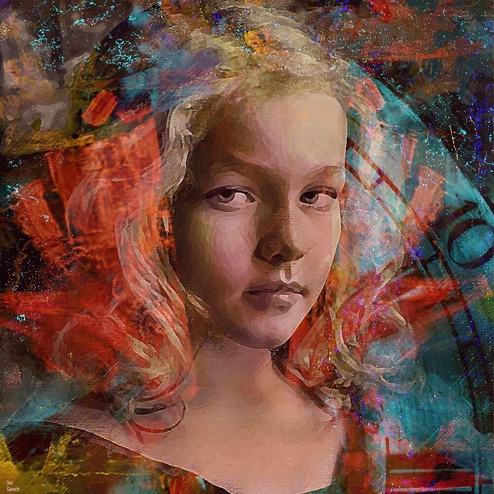 Alice in wonderland by ganechJoe