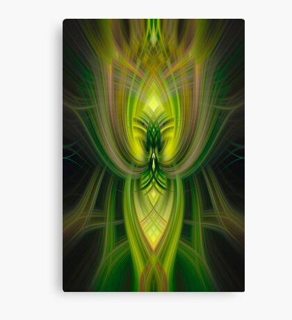 Big and Green Canvas Print