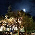 Vichy City Hall by Alexander Davydov