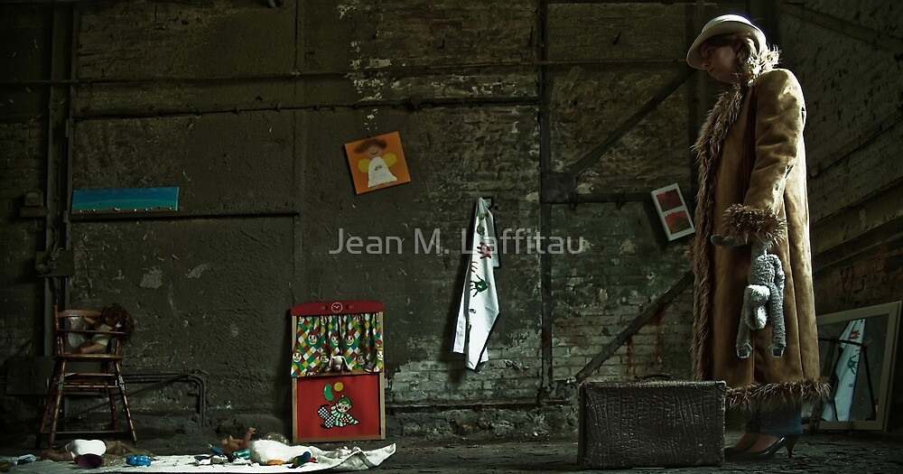 Flashback by Jean M. Laffitau