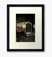 The 'Old Girl'... Framed Print