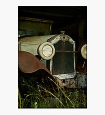The 'Old Girl'... Photographic Print