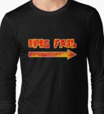 Epic Fail (colourful) Long Sleeve T-Shirt