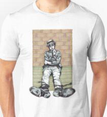 Harold Lloyd One of Those Days Drawing Unisex T-Shirt