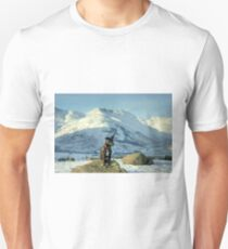 Tarn the Terrier... By Bow Fell Unisex T-Shirt