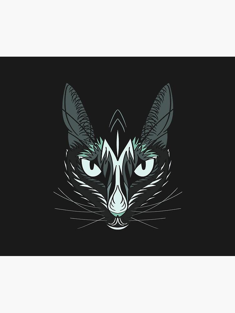 Dark Cat by galacticpixel