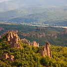 Belogradchik Rocks by Nickolay Stanev