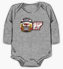 Jules BIANCHI_2014_Helmet One Piece - Long Sleeve