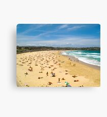 Beachlife Leinwanddruck