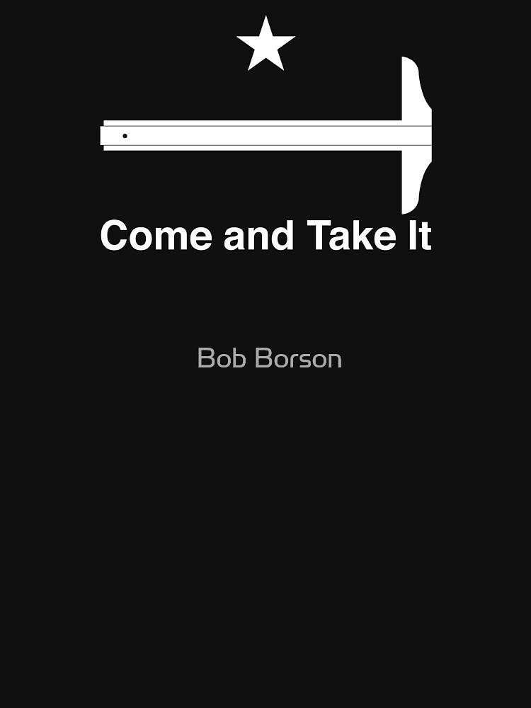 Architectural T Square - Come and Take It by bobborson
